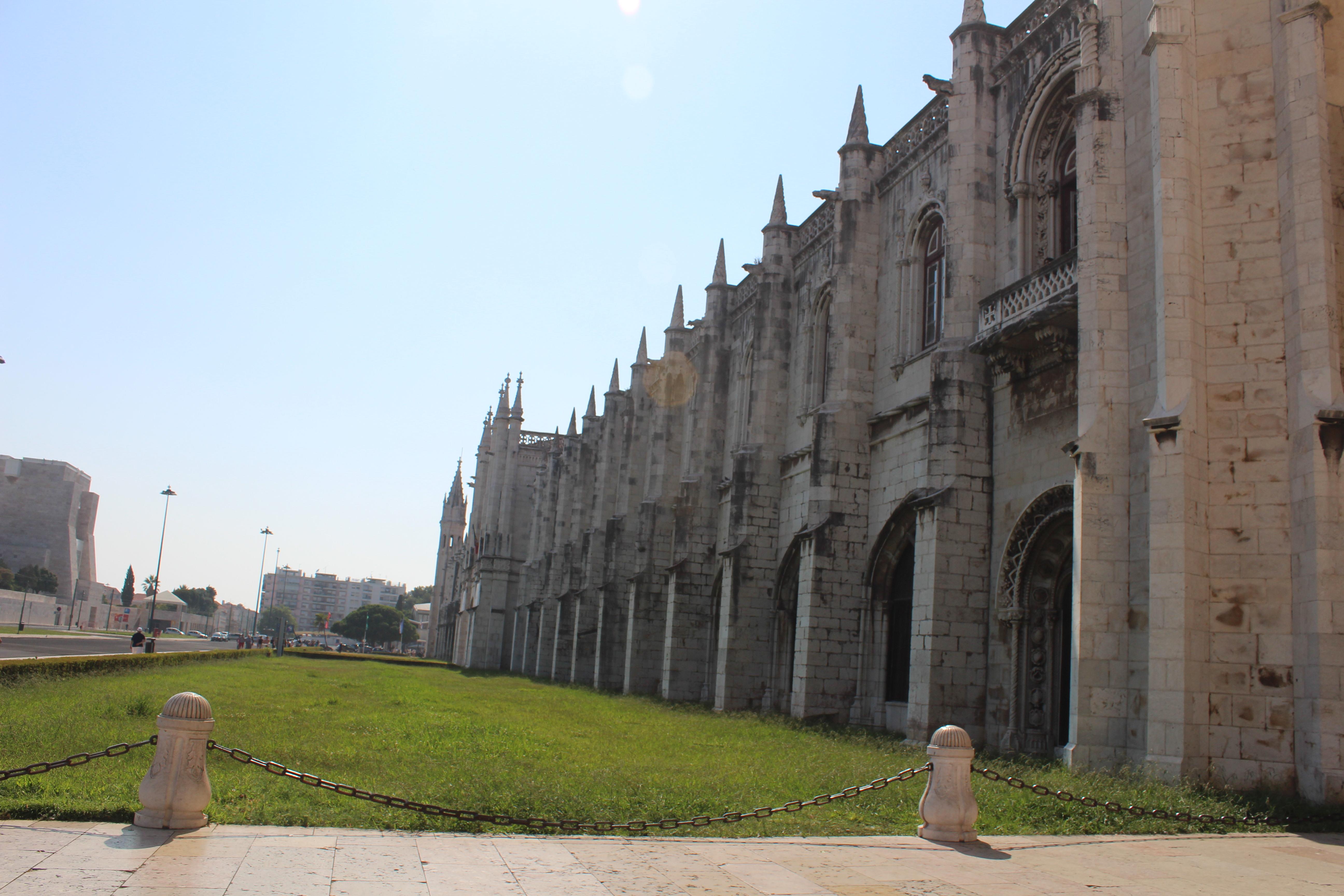jeronimos monastery lisbon