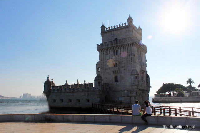 belem tower portugal lisbon