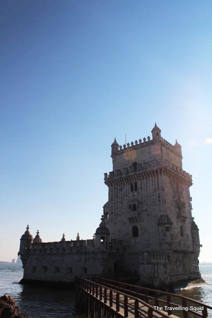belem tower portugal lisbon