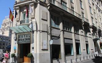 Hotel Quatro Puerta del SolMadrid