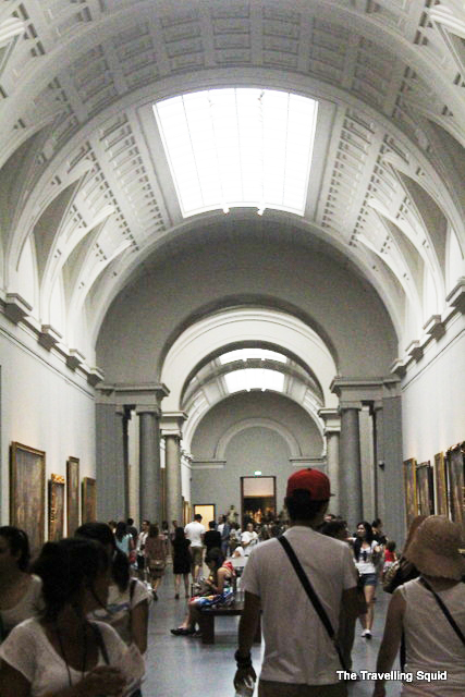 prado museum halls
