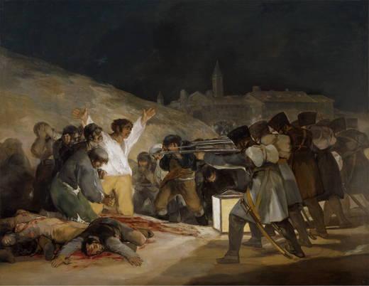 the executions prado musuem