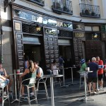 Tapas Hopping: Casa Labra in Madrid