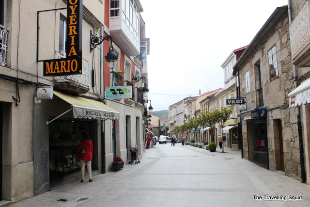 ourense spanish town