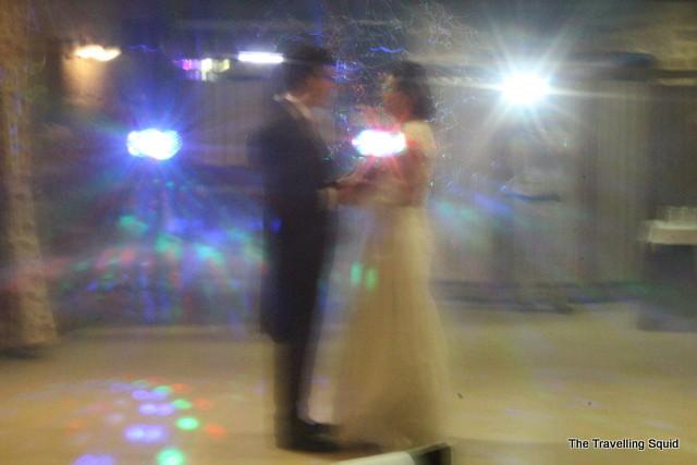 spanish wedding party