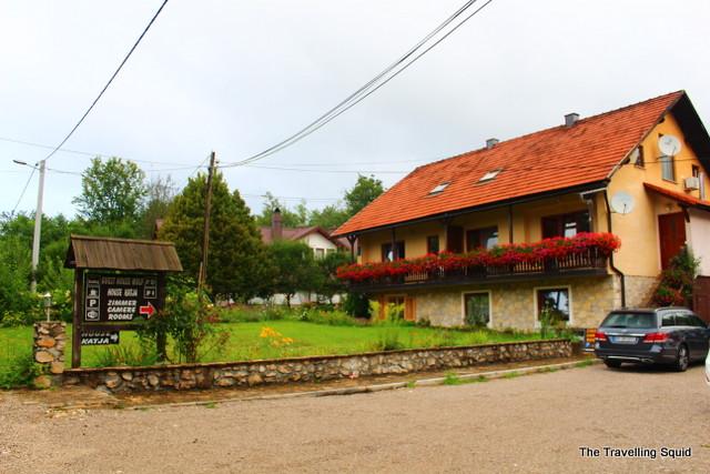 villa jezerka plitvice lakes