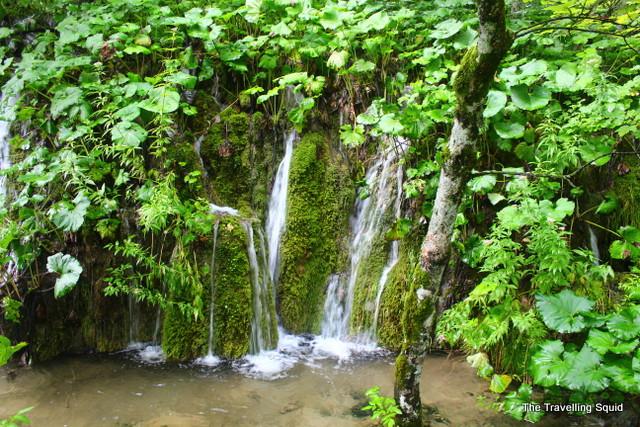plitvice lakes drainage