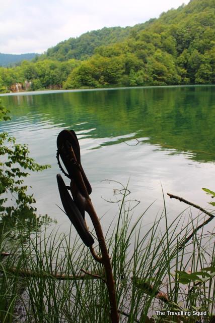 plitvice lakes slippers