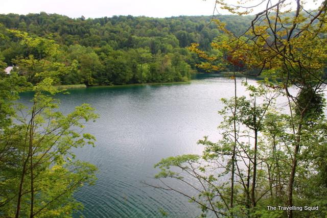 plitvices lakes reservoir