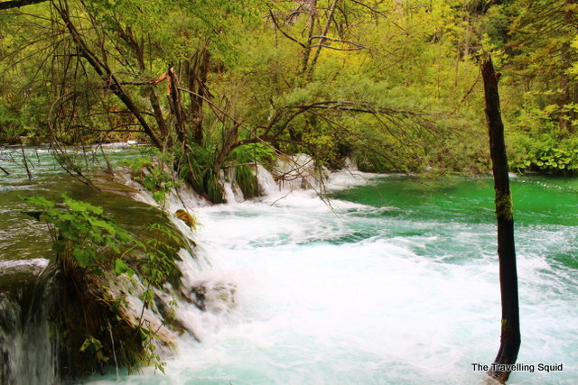 plitvice lakes slapovi milke trnine