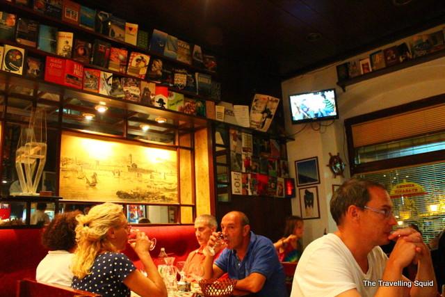 Konoba Hvaranin split restaurant