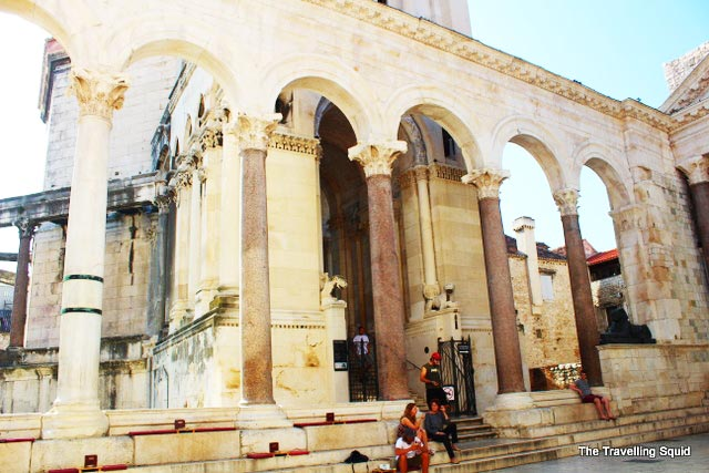 diocletians palace split history