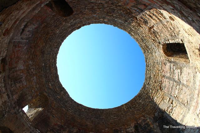 diocletians palace split dome