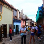 Photo story: A walk down Golden Lane in Prague Castle