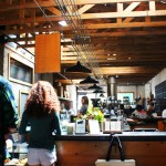 Visit Four Barrel Coffee in San Fran for a great pour-over