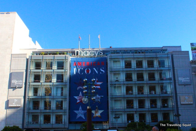 union square san francisco macys