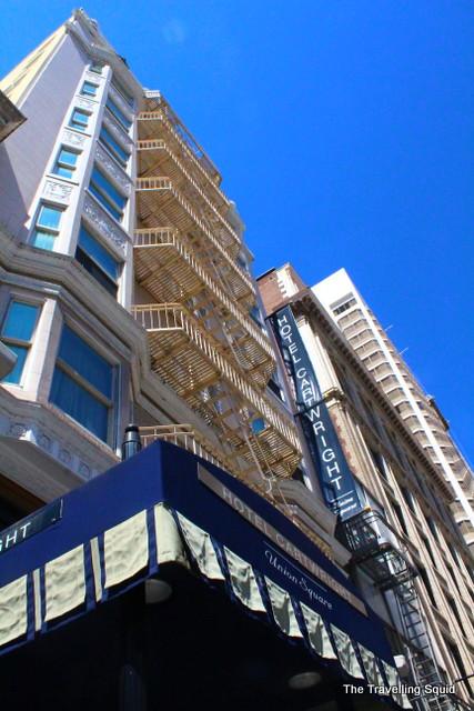 Hotel Cartwright Union Square san fran