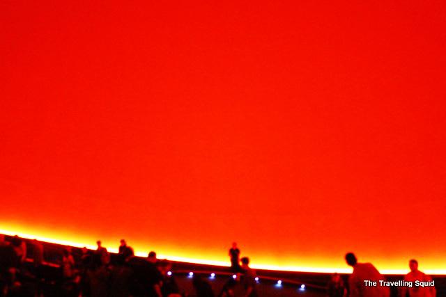 california academy of sciences planetarium