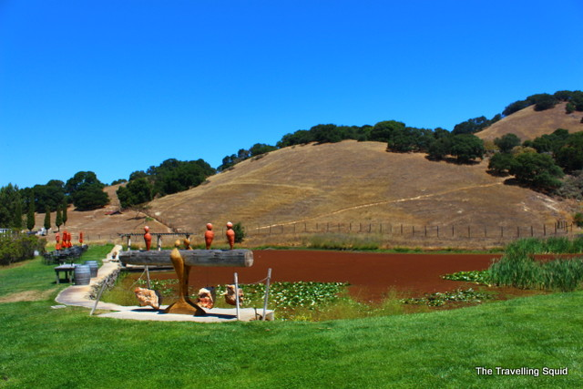 nicholson ranch california wine tour