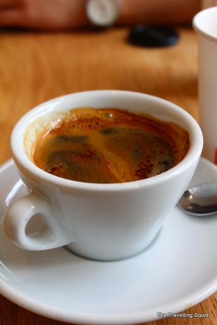 ritual coffee roasters valencia st san fran long black
