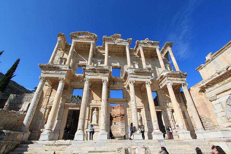 Temple of Artemis turkey