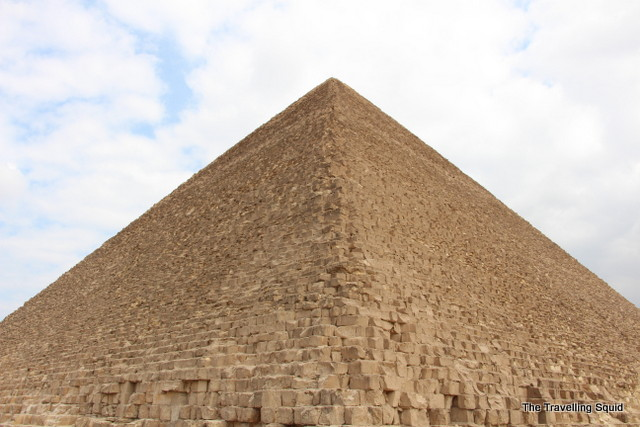 great pyramid of khufu cheops
