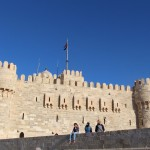 Photo Story: The walk around Citadel of Qaitbay