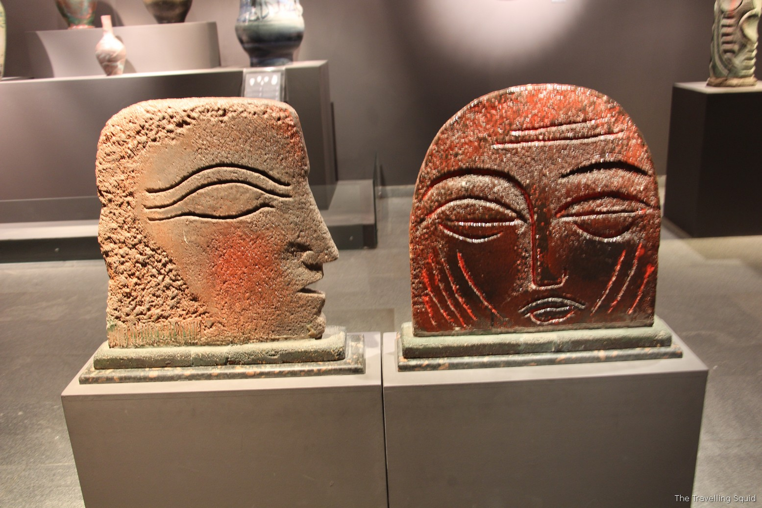 Bibliotheca Alexandrina art pieces