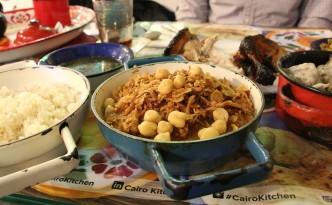 Koshary cairo kitchen zamalek