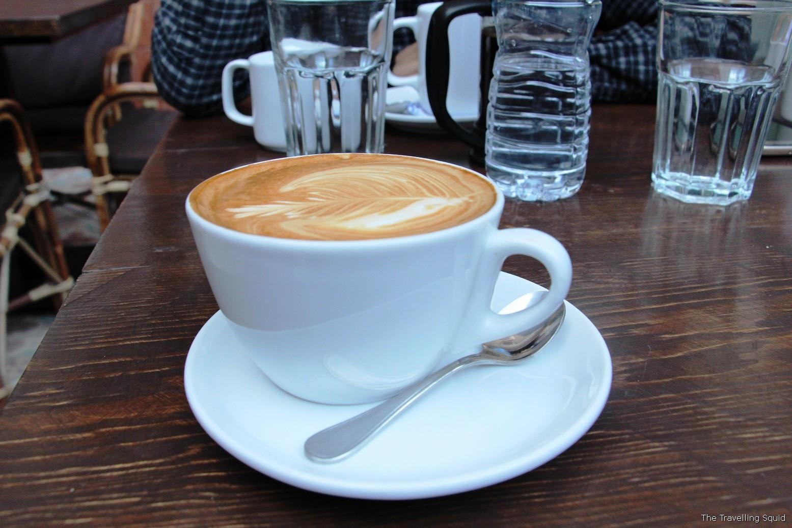oldish cafe coffee