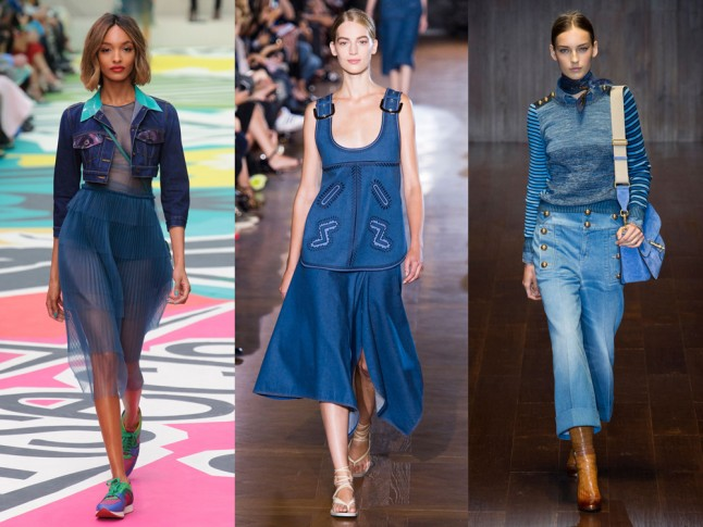 denim looks to pull off while travelling