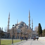 Four sights to see in Istanbul Turkey in one day
