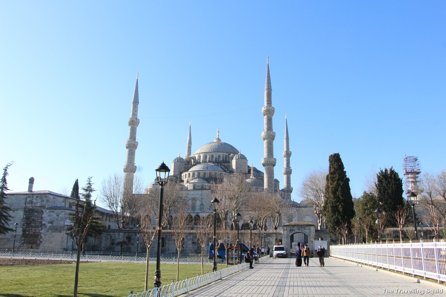 turkey istanbul blue mosque