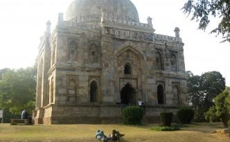 Lodhi Garden, Delhi India