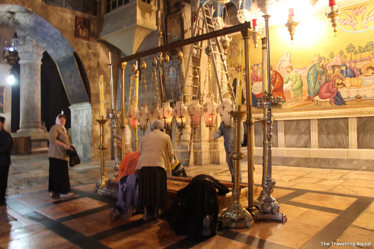 church of the holy sepulchre jerusalem israel
