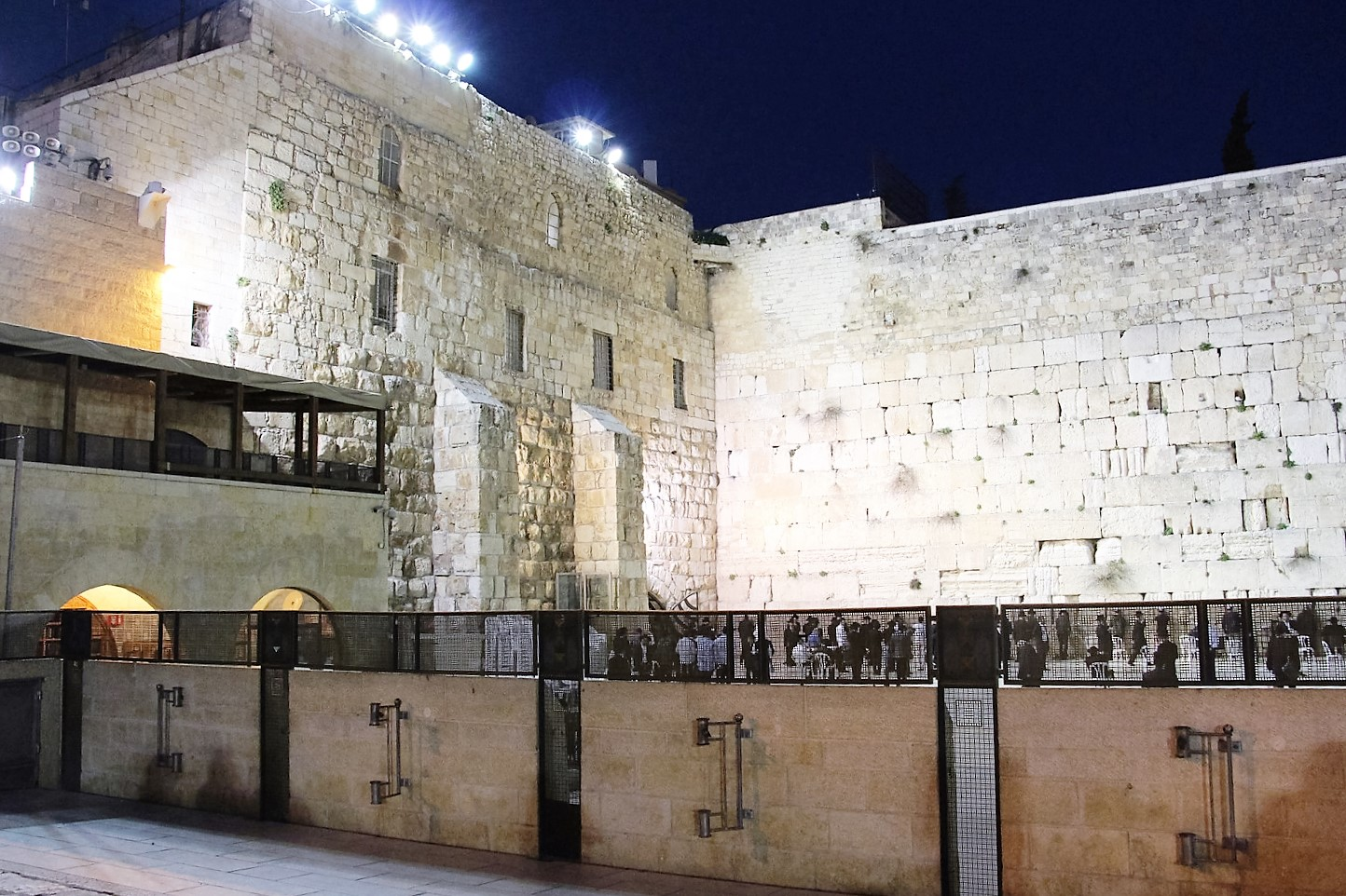 Visiting the Western Wall in Jerusalem