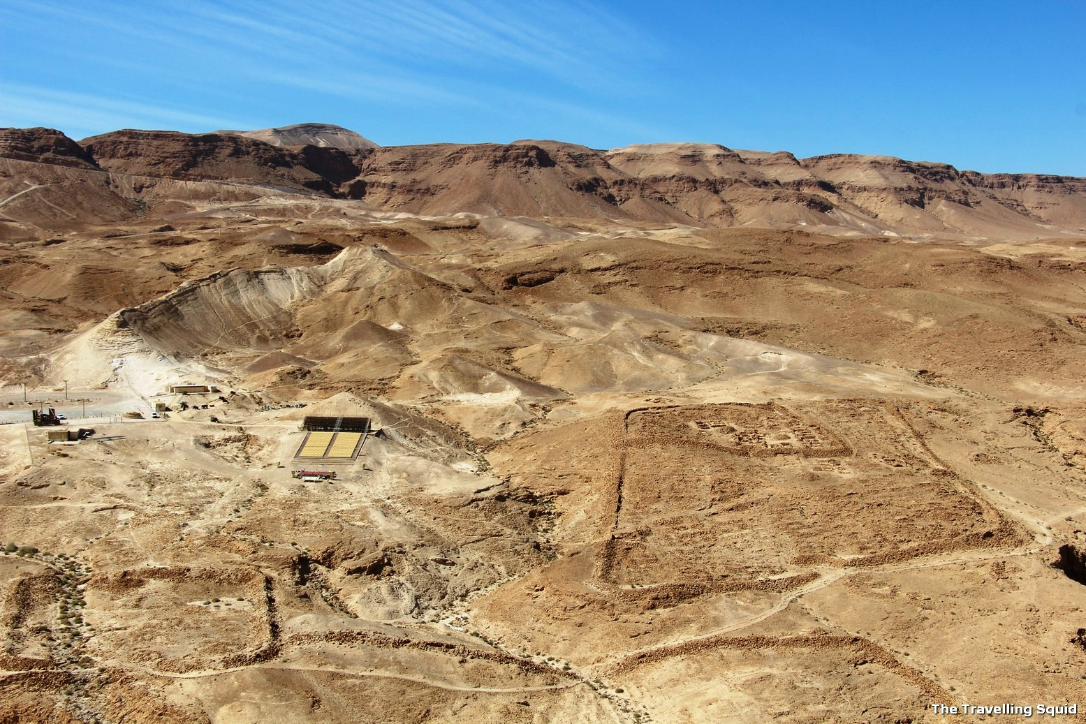 day tour to Masada in Israel