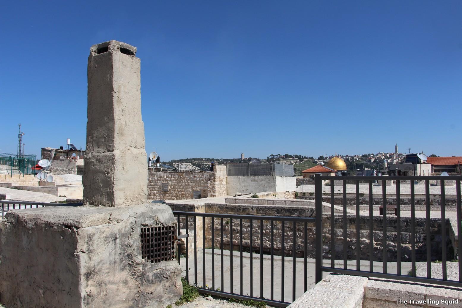 sandemans tour israel