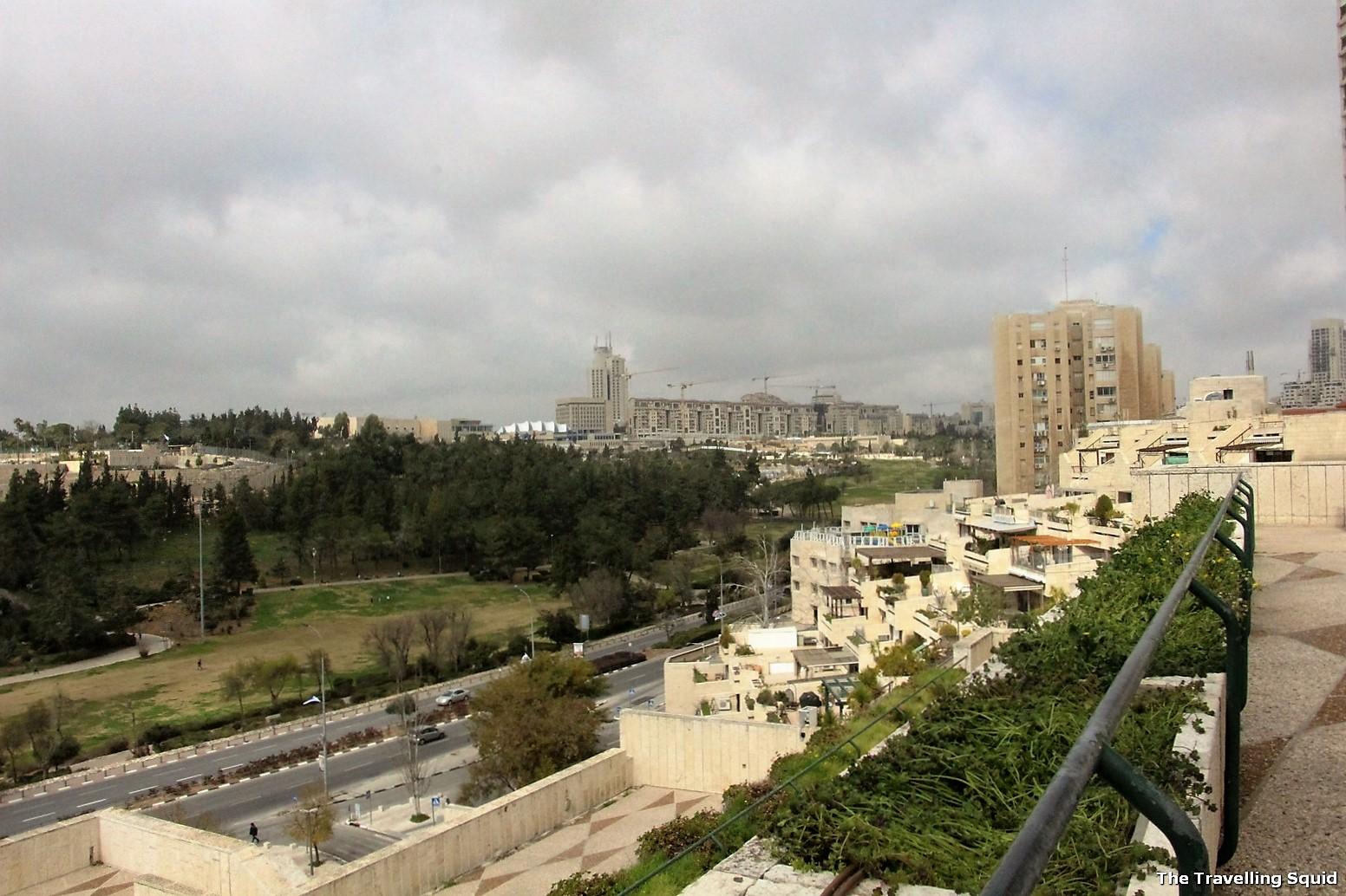 Spending Sabbath in Jerusalem