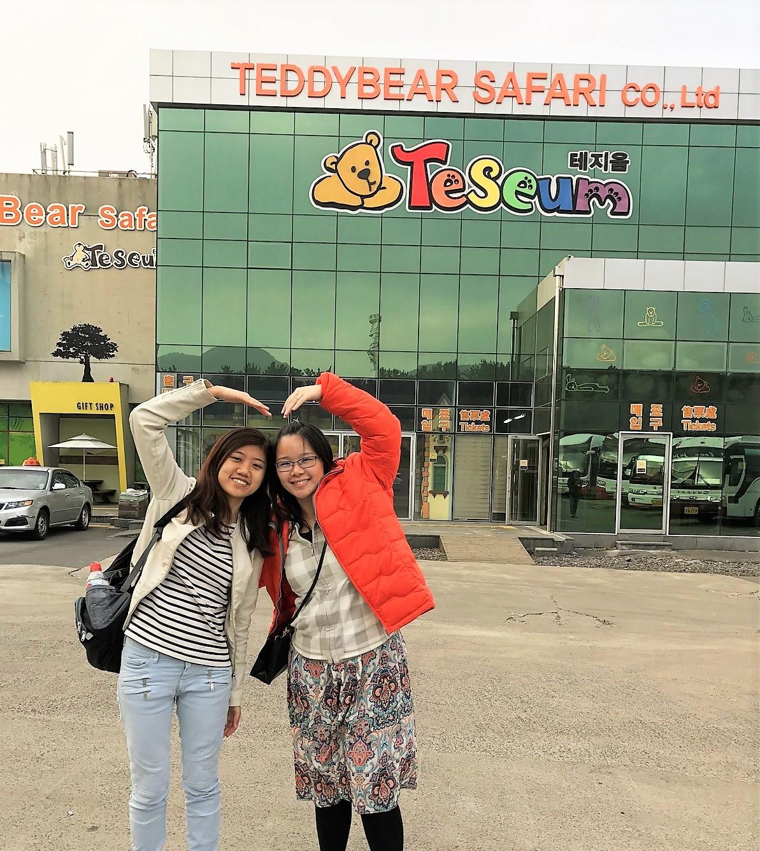 teddy bear museum jeju review