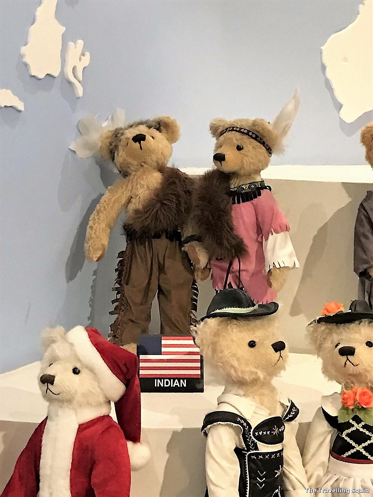 teddy bear museum jeju world