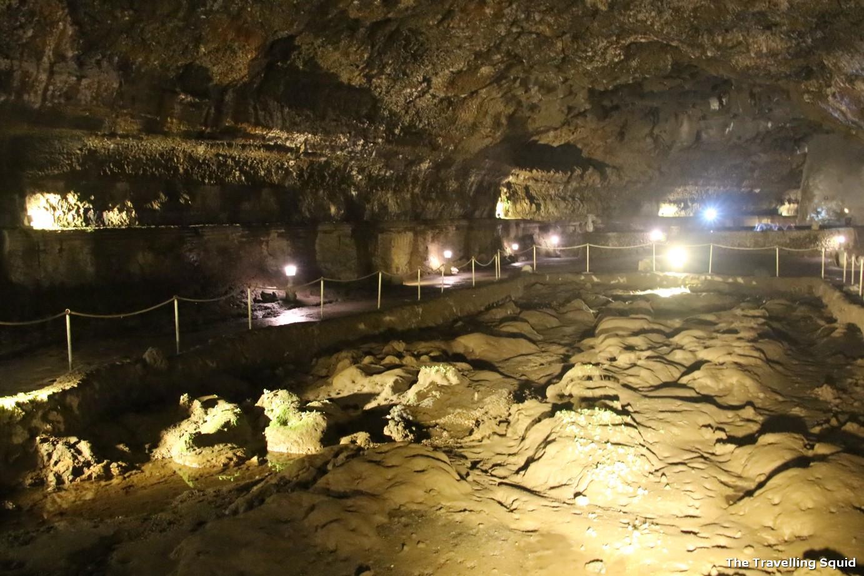 Micheon Cave IIchul LandJeju