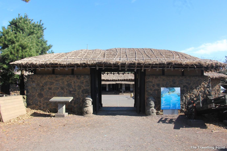 Micheon Cave IIchul LandJeju folk village