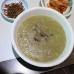 Review: Having abalone porridge in Jeju