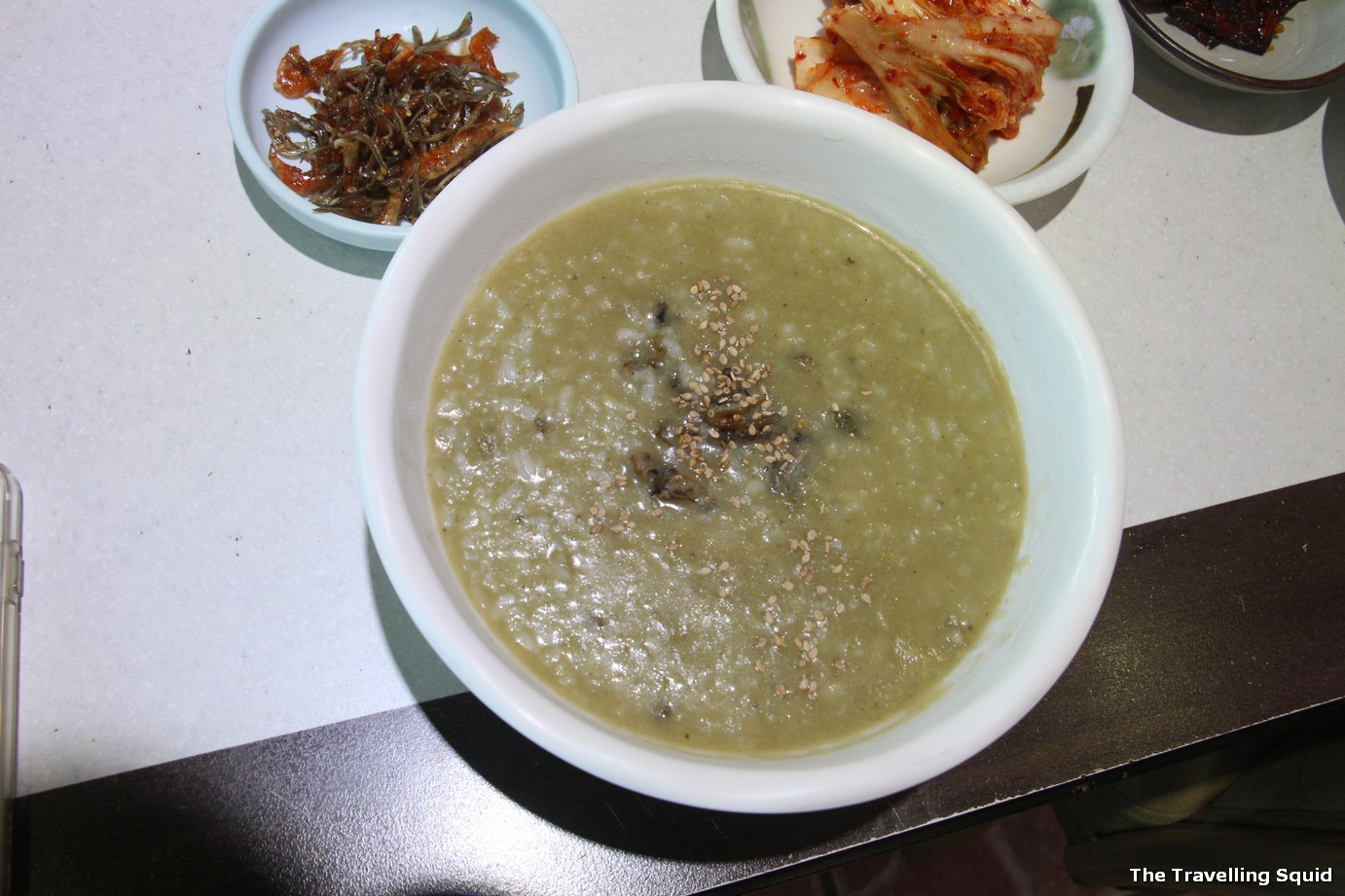 abalone porridge in jeju review