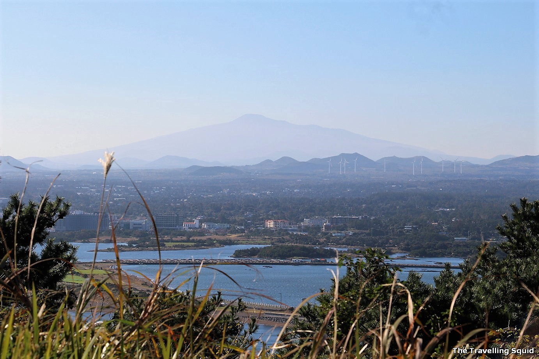 Seongsan Ilchulbong Peak jeju