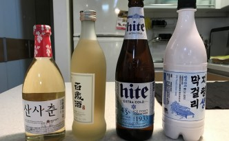 must try alcoholic drinks in South Korea