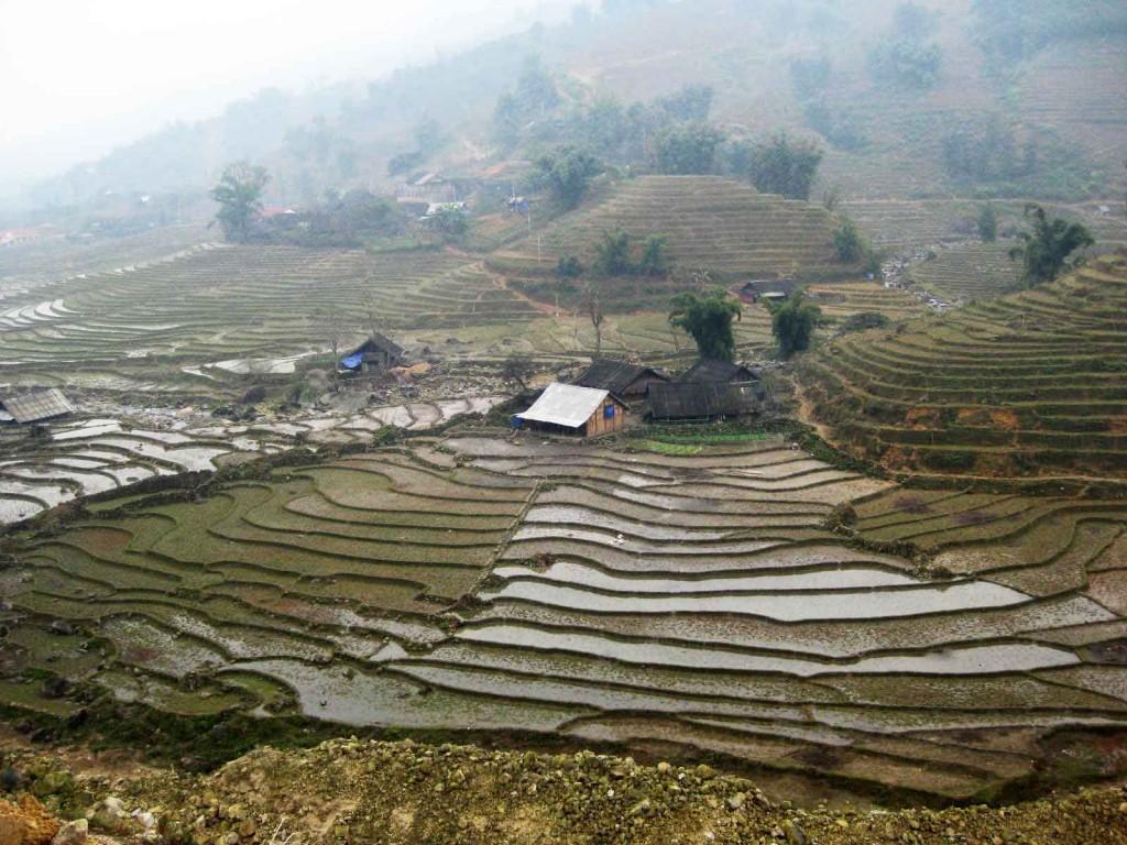 Minority villages sapa