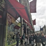 Visiting the Hamleys toy store on Regent Street