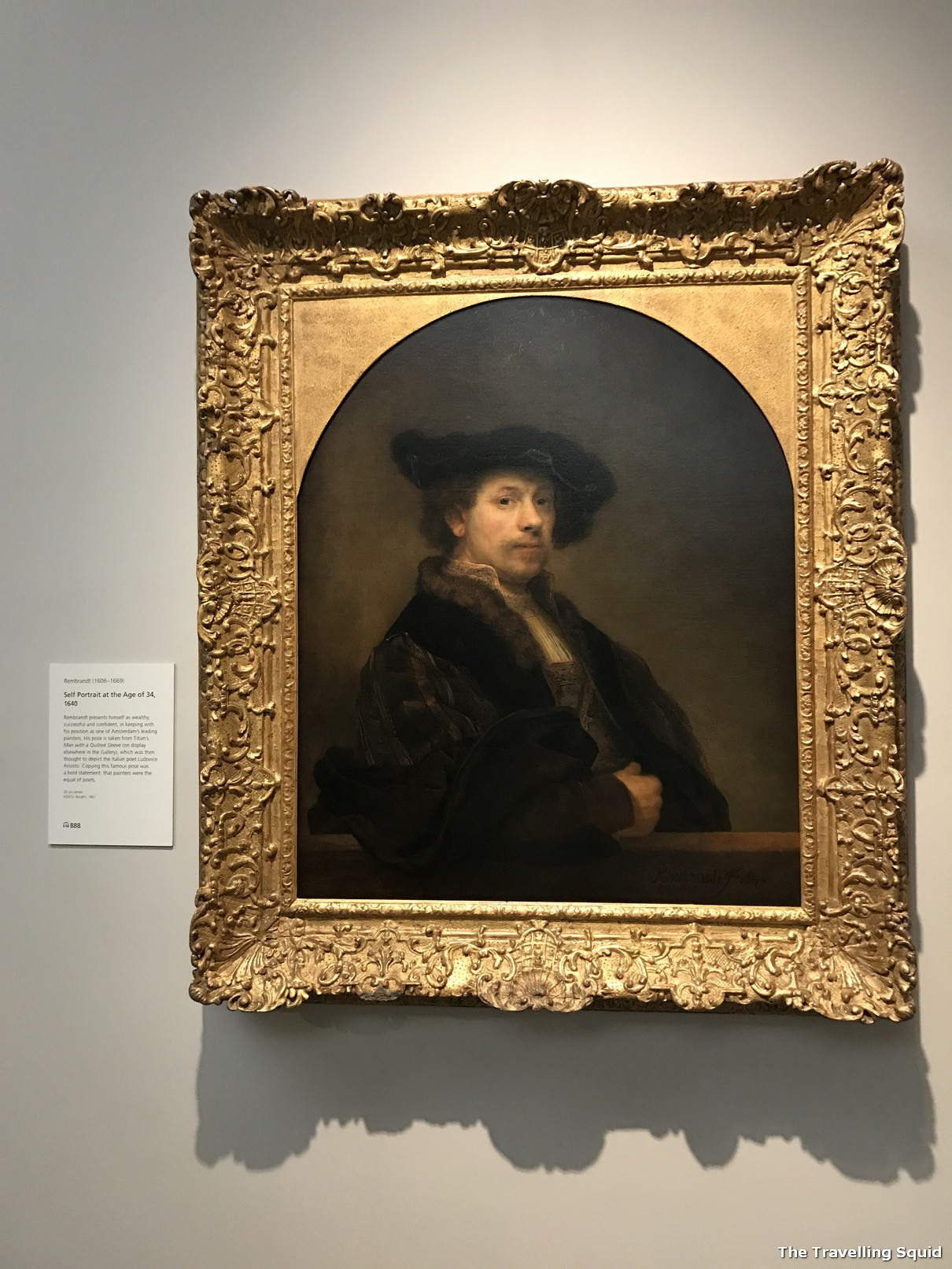 national gallery london paintings rembrant